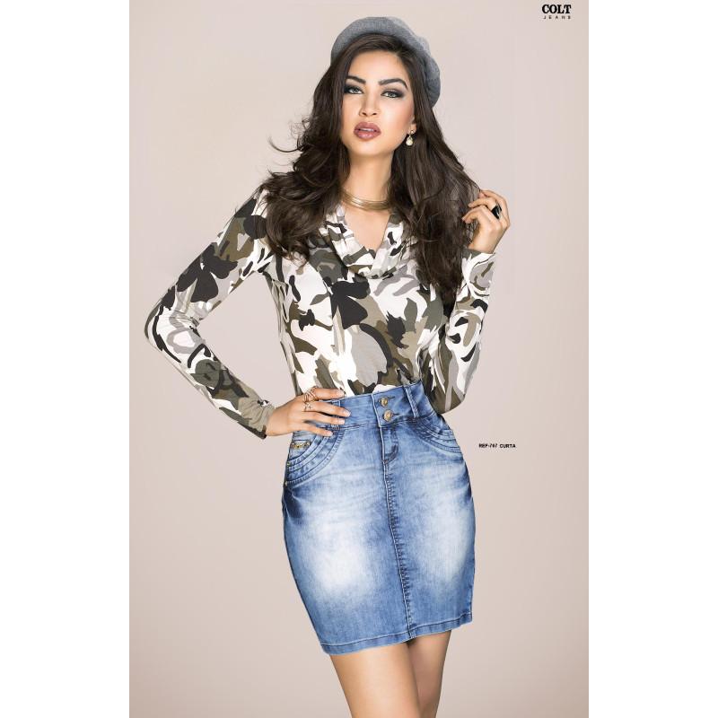 Vestido jeans 767