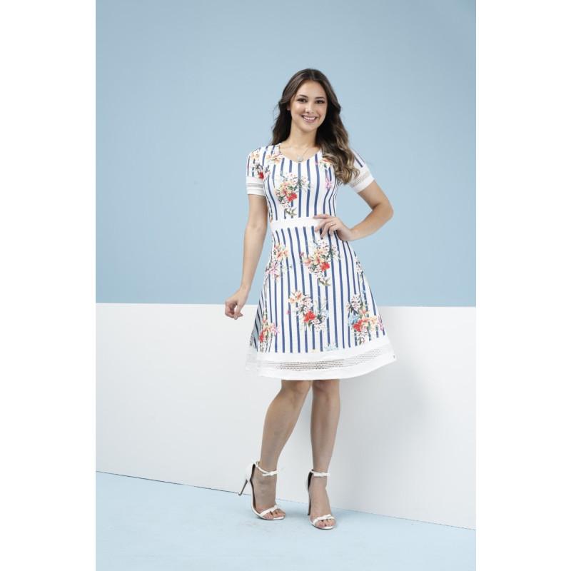 ... Vestido Princess Tata Matello Primavera Verão 2019. Passe ... 527e272426