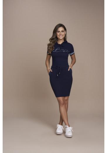 Blusa Malha com Capuz Titanium Jeans