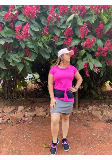Conjunto Fitness Tricolor Pink Gabi Campos