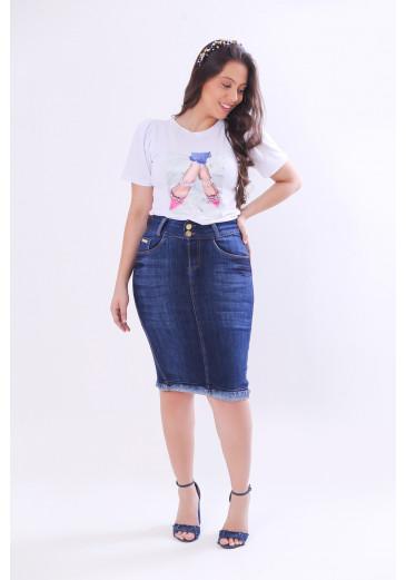 Saia Jeans Classic