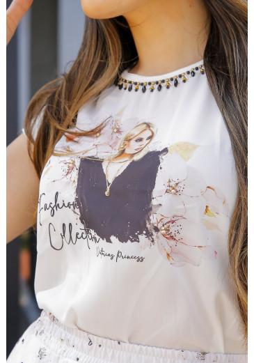 T-shirt Celine Dion Victoria's Princess