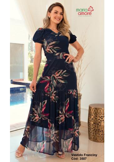 Vestido Franciny Maria Amore
