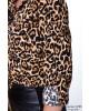 Camisa Animal Print Hapuk
