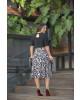 Vestido Lady Like com Cinto Luciana Pais