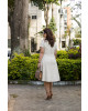 Vestido Lady Like Linho Kauly