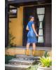 Vestido Raje Jeans Sino 16180