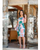 Vestido Tropical Rose Boutique K