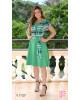 Vestido Xadrez Verde Sol da Terra