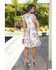 Vestido Kauly Floral 2155