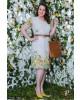Vestido Puro Sharmy Floral Estampado 10823