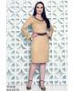 Vestido Puro Sharmy Suede Caramelo 10570